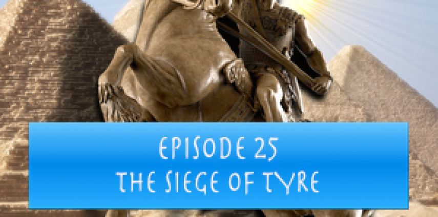 alexander the great - ep 25